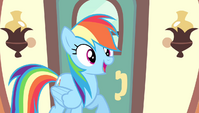 "Rainbow Dash ""no matter what your sport is"" S4E24"