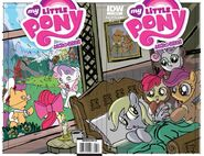 MLPFIM CMC Micro Jetpack-Larry's Shared RE Cover