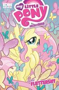 MLPFIM Fluttershy Micro Cover B