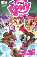 MLP Micro-Series CMC Cover B