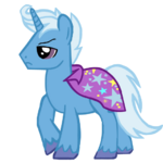 Great and Powerful Trixter by darknesstare