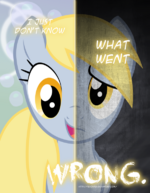 Mlp two sides of derpy revamped by tehjadeh-d5yw6i6
