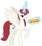 Lauren Faust subway sandwich