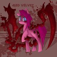 CRISIS Red Velvet