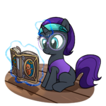 Nyx Reading by Madmax