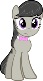 Octavia is best pony... hands down 38bc073283e02e7af8608448c857d150