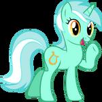 Lyra saluting by d2xa-d5r06h6