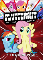 Fluttershy VS the world