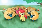 Applebloom and flanny