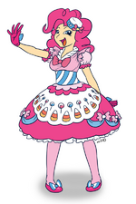 Humanized pinkie pie in dress by empty 10-d39vdwy
