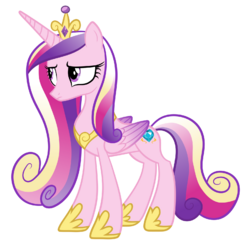 Princess Cadance Vector