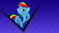 Rainbow Dash wallpaper by artist-overmare