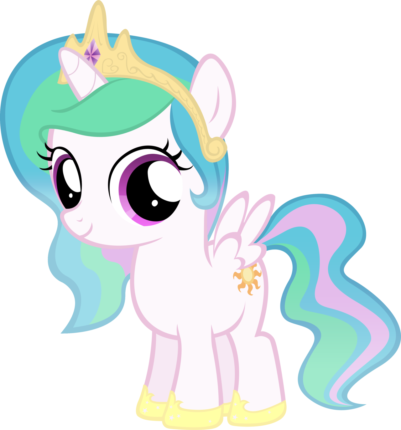 Princess celestia gallery my little pony fan labor wiki - Princesse poney ...