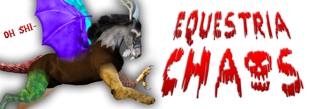 EqD Halloween Banner - EqestrianChaos