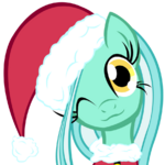 Lyra heartstrings chrismas pony