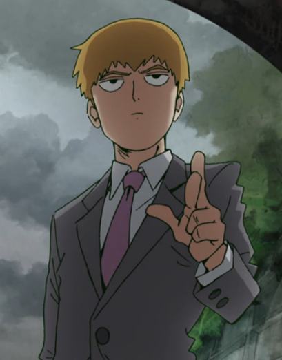 Image result for mob psycho 100 reigen quotes