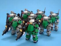 Crimson Phalanx Assault Group