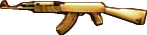 MC2-AK47 Gold