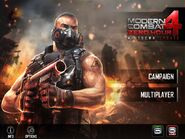 MC4-Home screen