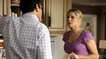 Phil & Claire talk; Claire realises Phil is still mad at her