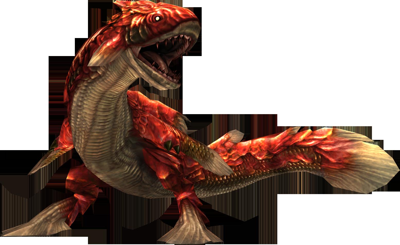 Lavasioth rouge wiki l 39 encyclop die moga fandom for Piscine wyvern mhw