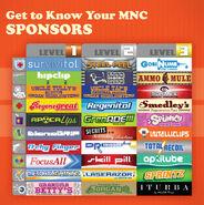 MNC sponsors