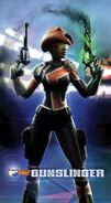 SMNC Gunslinger Poster