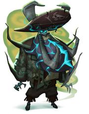 LeChuck pirate god