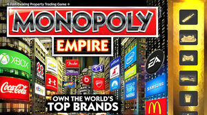 Monopoly empire box