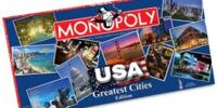U.S.A. Greatest Cities Edition