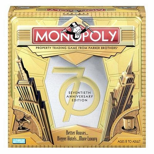 Holden Heritage & Ford Monopoly Board Game Bundle Brand ...
