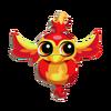 Firestorm Bird Baby