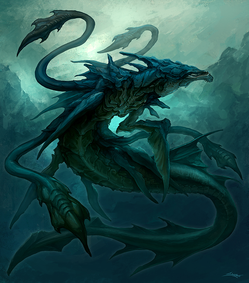 Leviathan | Monster Wiki | FANDOM powered by Wikia  Leviathan | Mon...