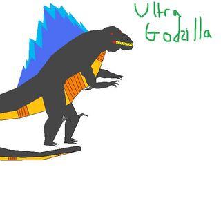 Ultra Godzilla