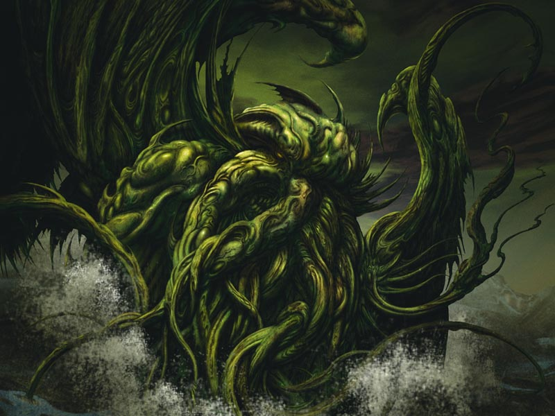 Cthulhu  Monster Wiki Fandom Powered By Wikia