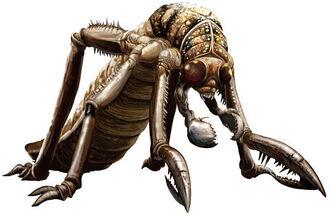 Plague Crawler