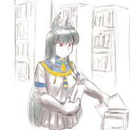 Library Anubis