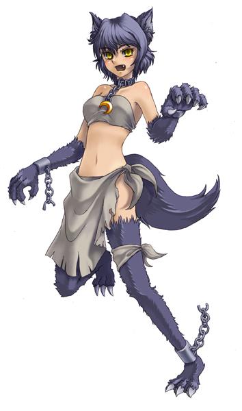 werewolf monster girl encyclopedia wiki fandom powered