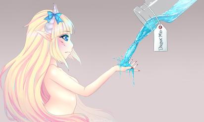 Drink me by demonicdarky-d9r4n9y