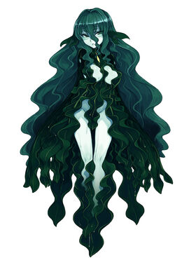 Flow Kelp Monster Girl Encyclopedia Wiki Fandom