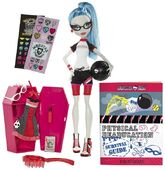 Doll stockphotography - Classroom Ghoulia