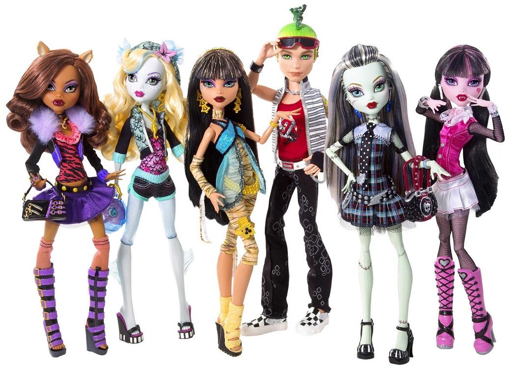 Dolls Monster High Wiki Fandom Powered Wikia