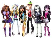Doll stockphotography - Basic wave 1