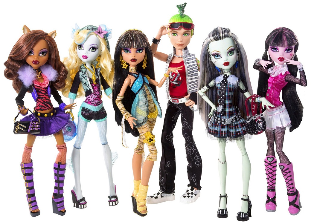 Merchandise | Monster High Wiki | FANDOM powered by Wikia - photo#25