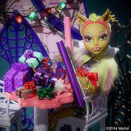 Diorama - Clawvenus's gifts