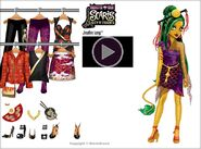 Stardoll - Scaris City of Frights Jinafire