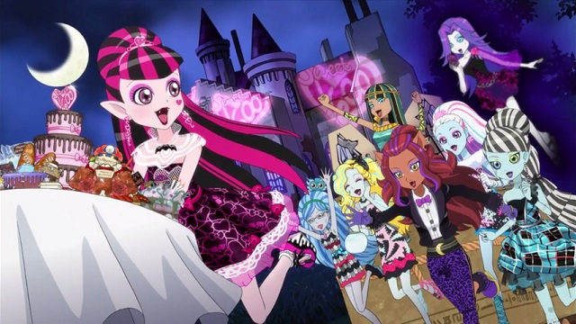 Party Party Party Monster High Wiki Fandom Powered By