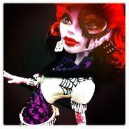 Diorama - Operetta's closeup