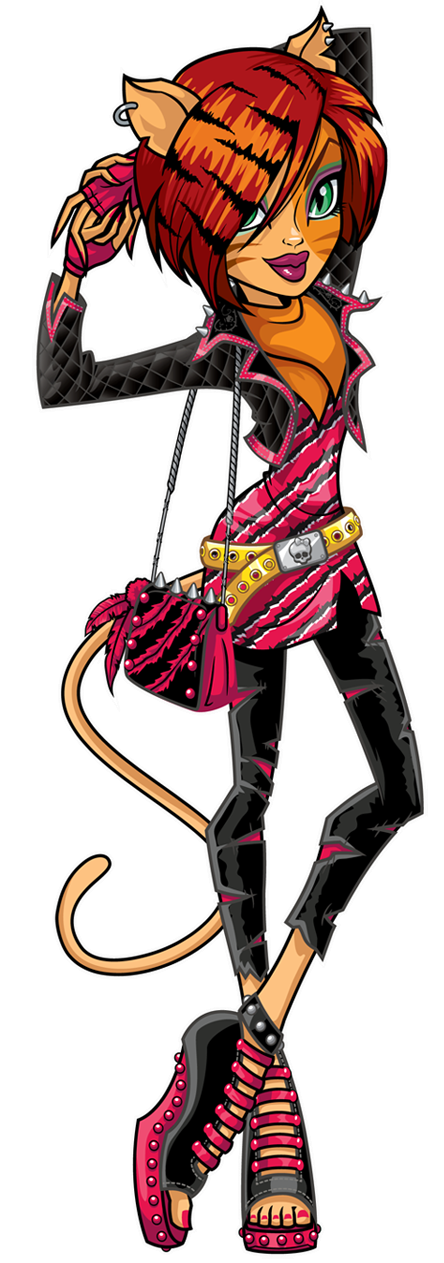Toralei Stripe  Monster High Wiki  FANDOM powered by Wikia