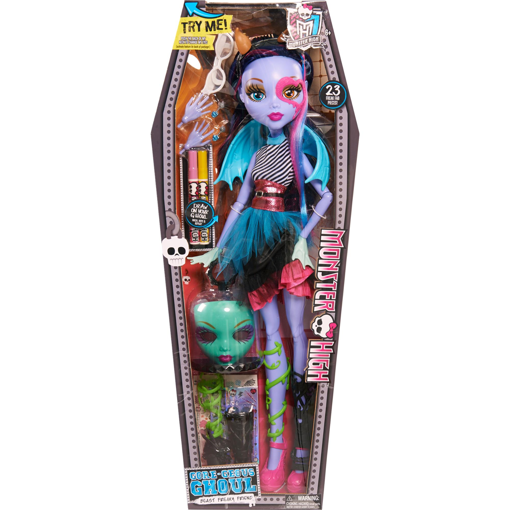 User Blog Emberdrake 28 Inch Dolls Monster High Wiki
